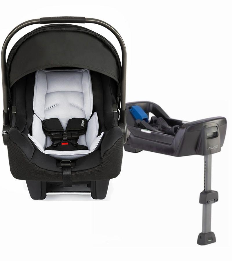 CF03501 / NIGHT / NUNA PIPA CAR SEAT + BASE