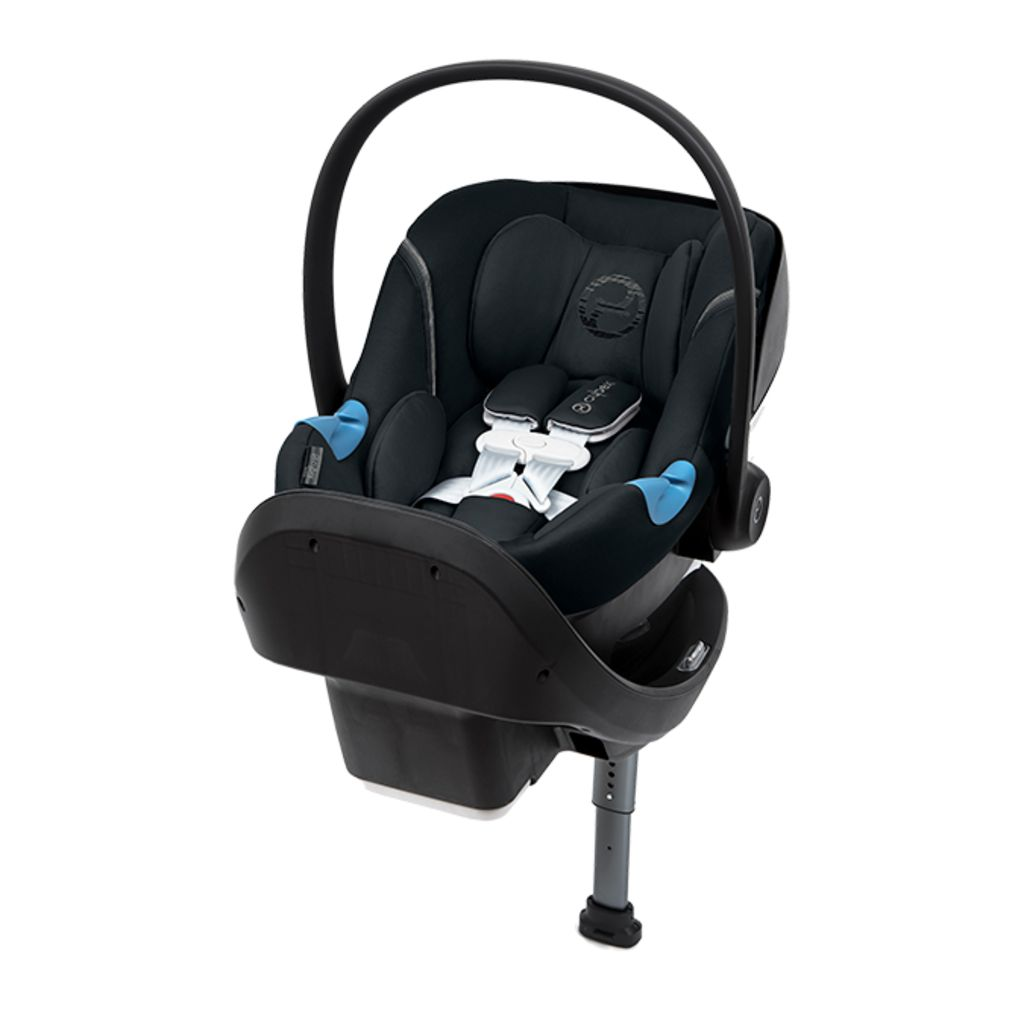518002859 / LAVASTONE BLACK / Cybex Aton M Car Seat