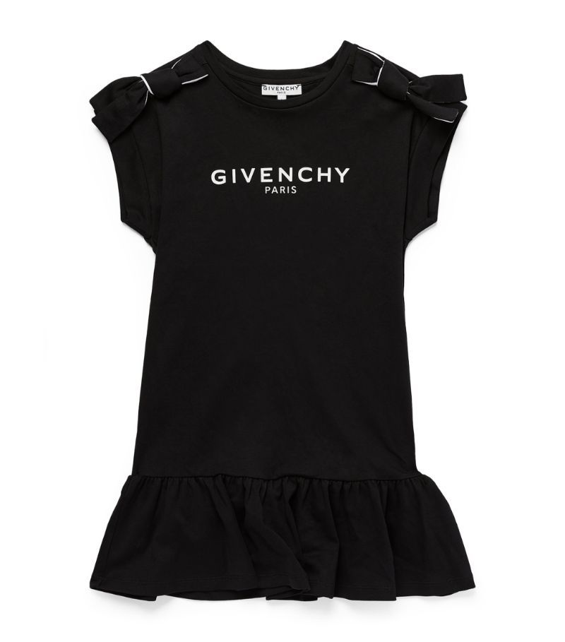 H12166 09B BLACK DRESSES GIVENCHY