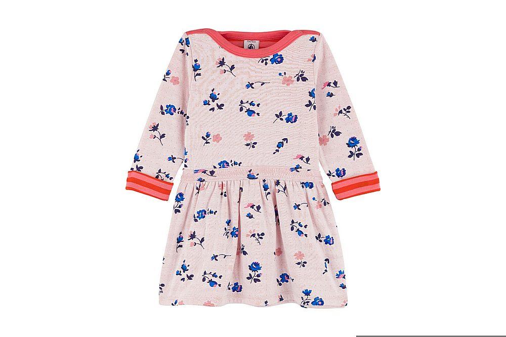 A02A6 THALE / 01 MULTI / Baby Girls La Floral Dress
