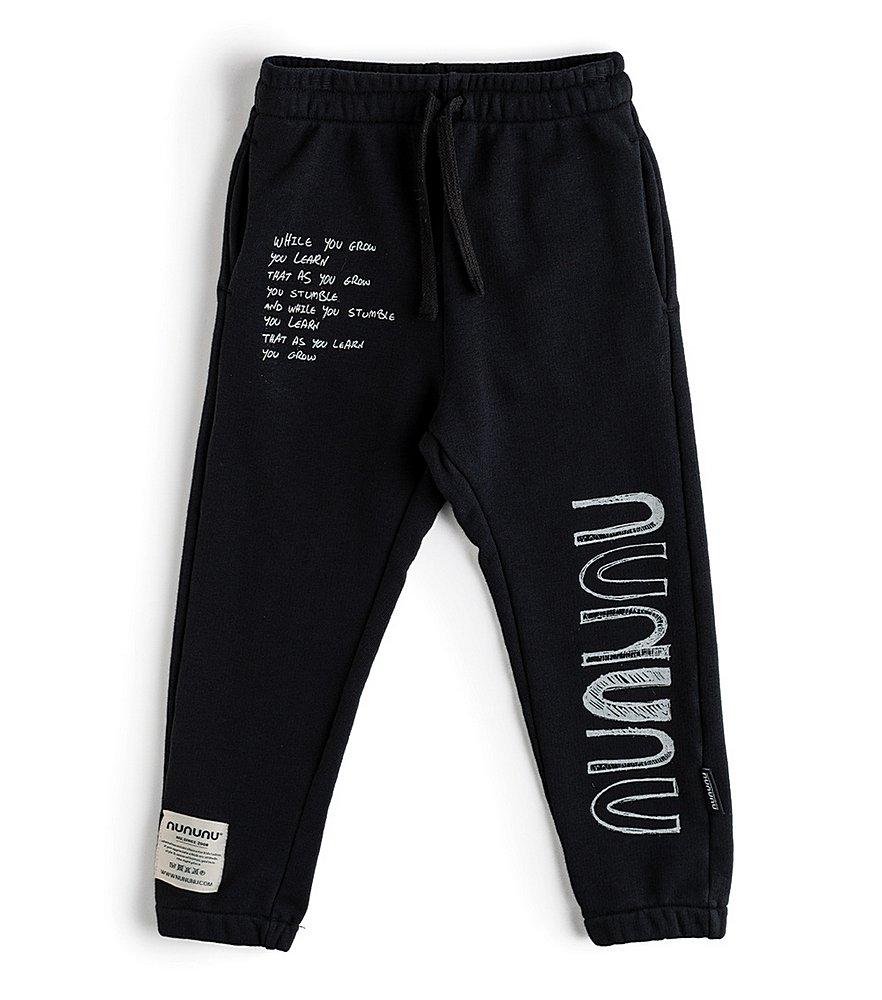 NU3164A / BLACK / Growth Sweatpants