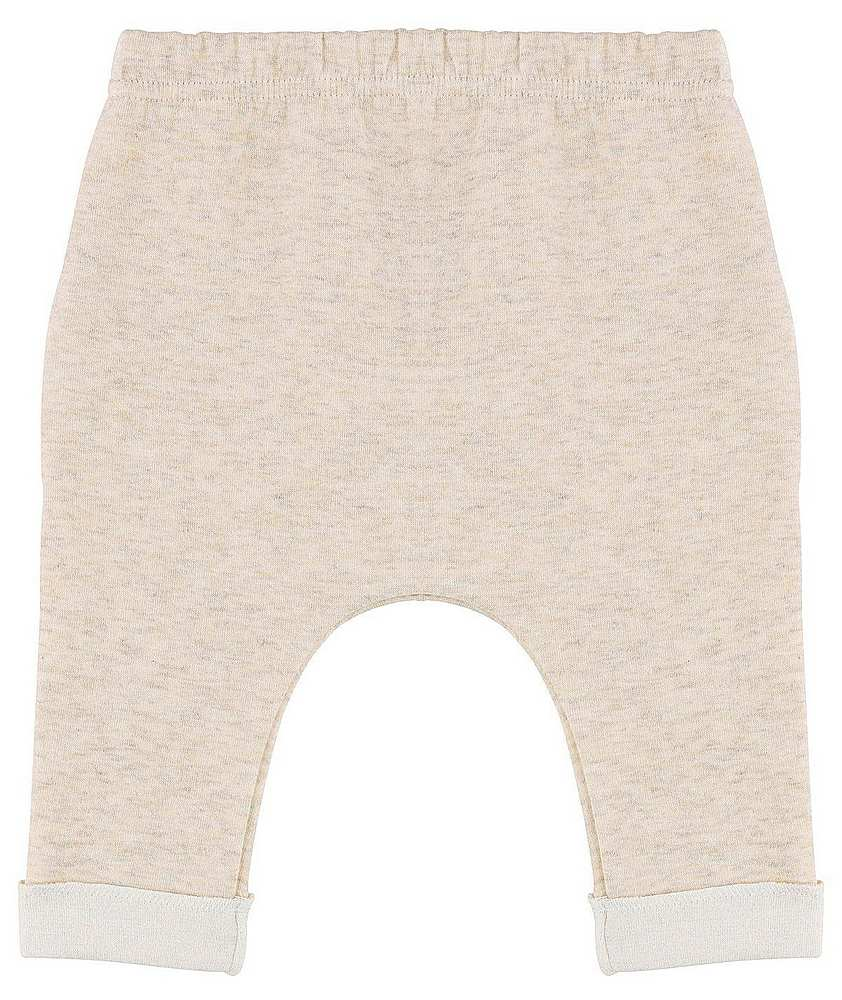 A01LR / BEIGE CHINE / BABY PANTS