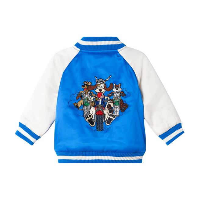 603352 SRK58 / 4011 BLUE / Baby Doggy Bomber