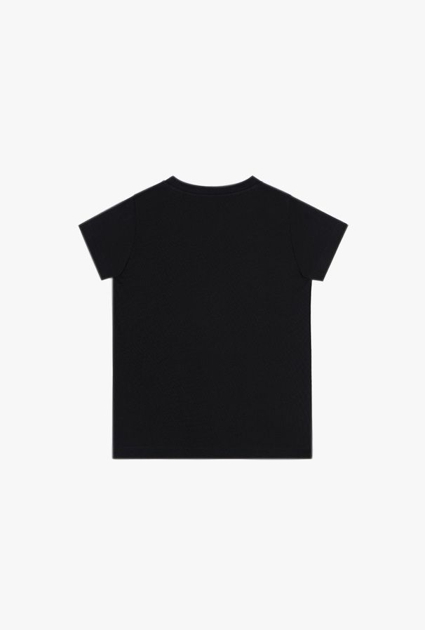 6N8071 NC610 / 930 BLACK / BALMAIN Studded Logo T-Shirt