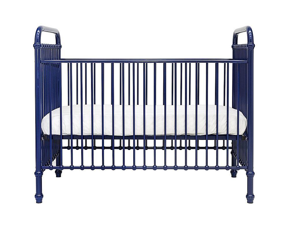 U0004 / CHLOE/ NAVY / Incy Interiors- Metal Crib
