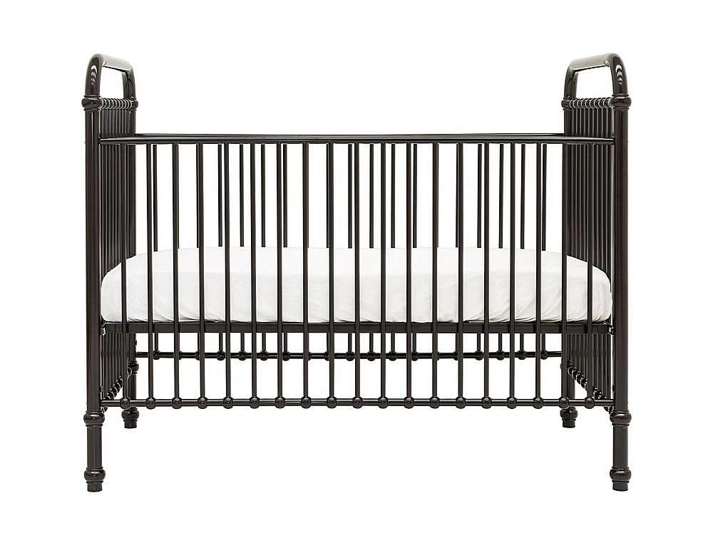 U0004 / SOPHIA/ BROWN / Incy Interiors- Metal Crib