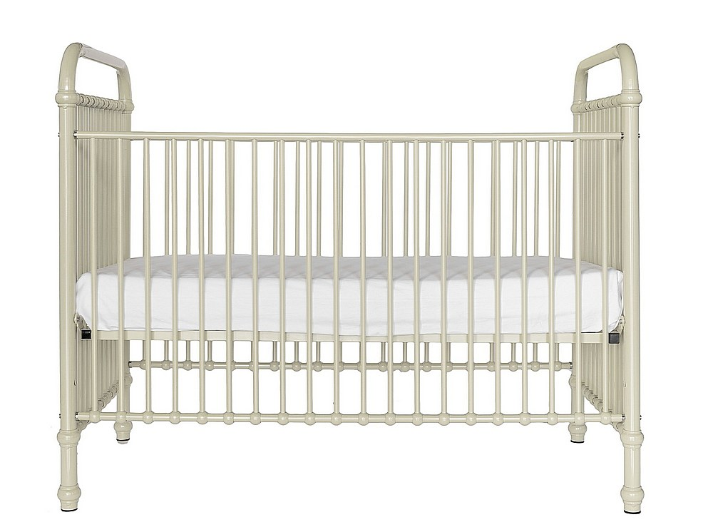 U0004 / REESE/OFF WHITE / Incy Interiors- Metal Crib