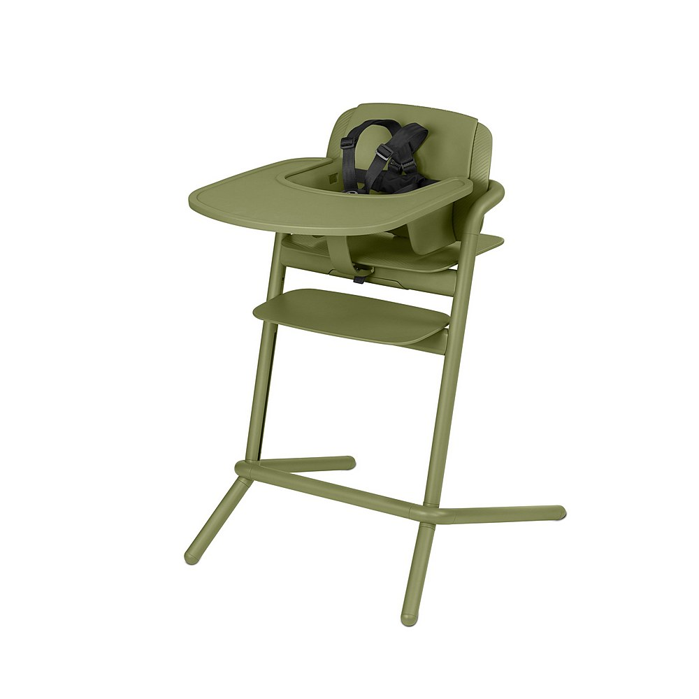 518002279 / OUTBACK GREEN / CYBEX Lemo Highchair - Outback Green