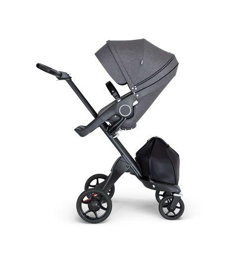 500501 / BLACK MELANGE / STOKKE XPLORY 6 Strollers