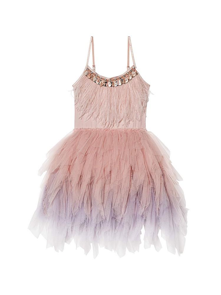 TDM5991 / GODDESS MIX / Swan Queen Tutu Dress