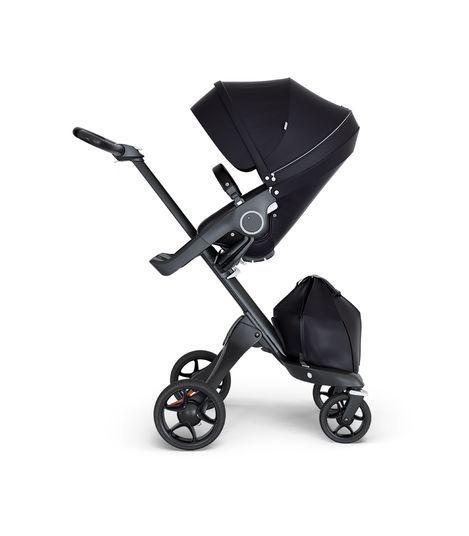 180211 / BLACK / STOKKE XPLORY 6 Strollers