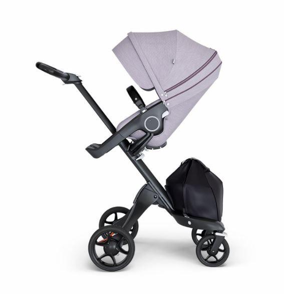 180211 / BRUSHED LILAC / STOKKE XPLORY 6 Strollers