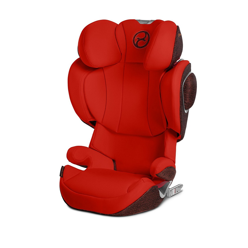519003581 / AUTUMN GOLD / Solution Z-Fix Booster Seat
