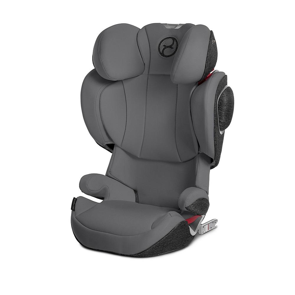 519003581 / MANHATTAN GREY / Solution Z-Fix Booster Seat