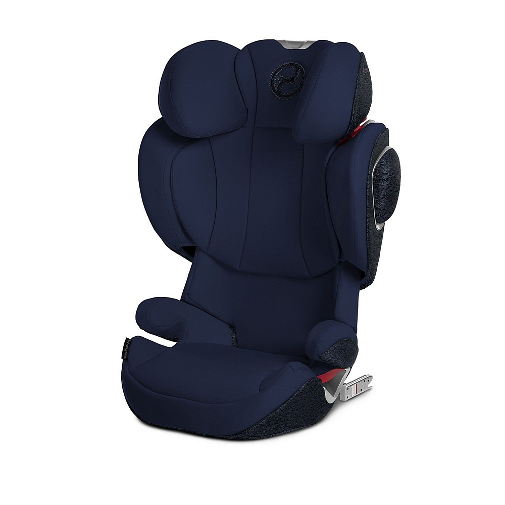 519003581 / MIDNIGHT BLUE / CYBEX Solution Z-Fix Booster Seat