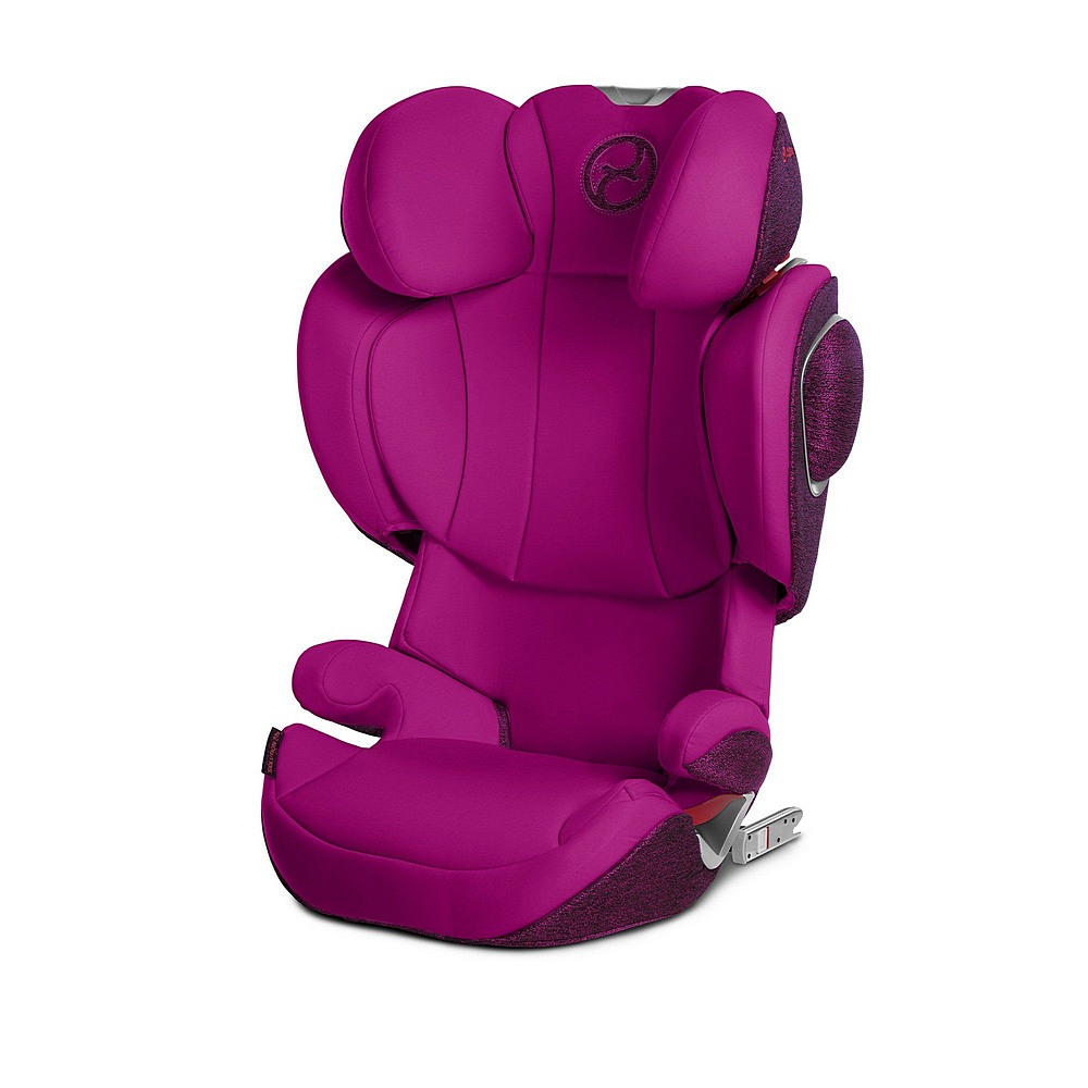 519003581 / PASSION PINK / CYBEX Solution Z-Fix Booster Seat