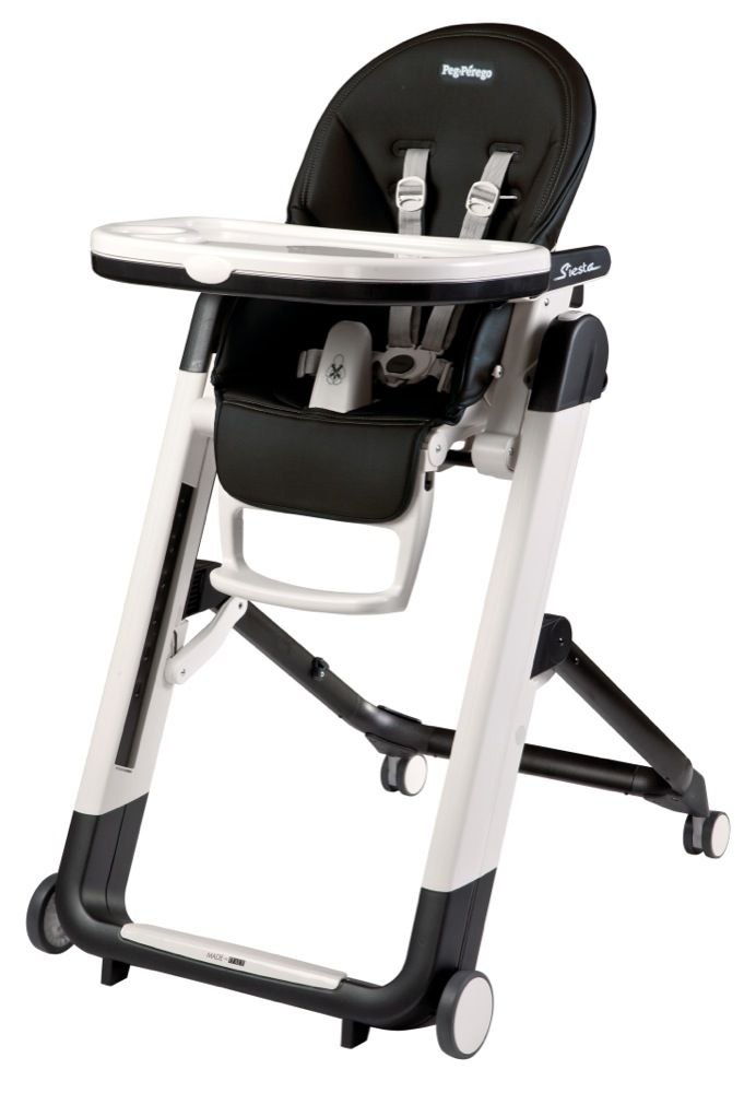 IMSIESNA03BL13 / LICORICE- BLACK / Siesta Highchairs