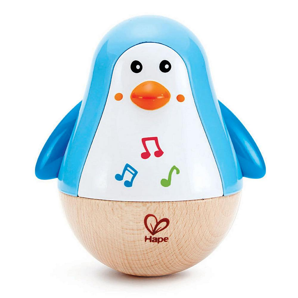 E0331 / 1 MULTI / PENGUIN MUSICAL WOBBLER