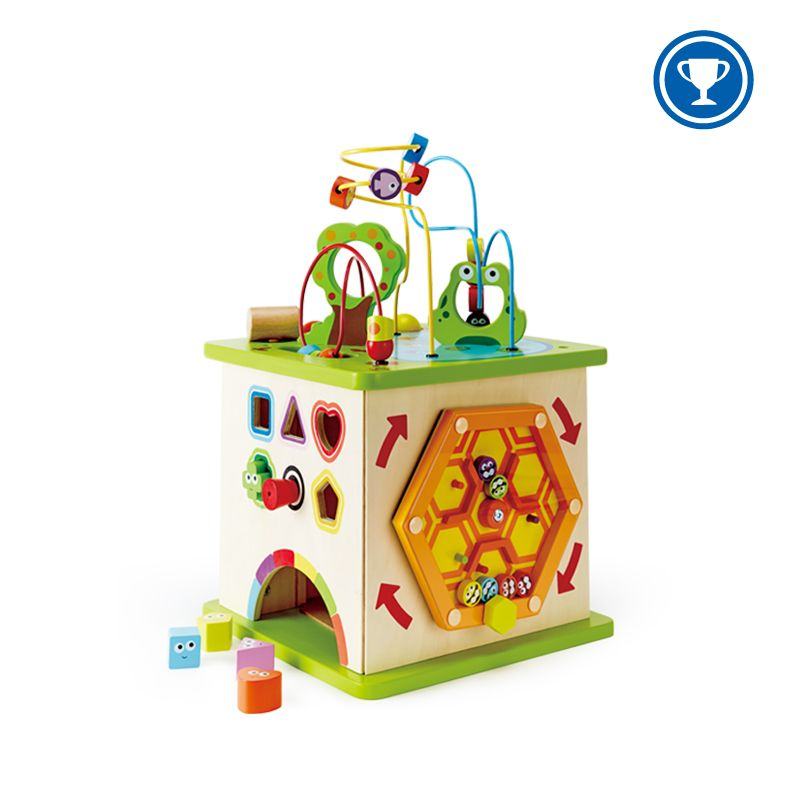 E1810 / 1 MULTI / COUNTRY CRITTER PLAY CUBE
