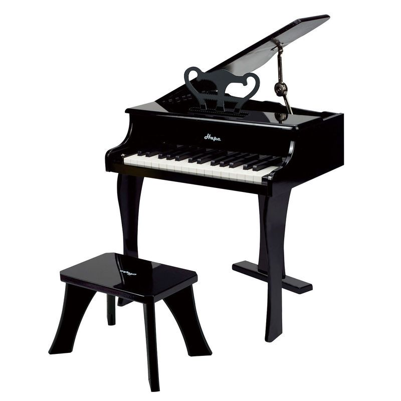 E0320 / 1 BLACK / HAPPY GRAND PIANO
