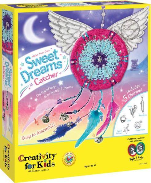 114700 / 1 MULTI / MAKE YOUR OWN DREAM CATCHER