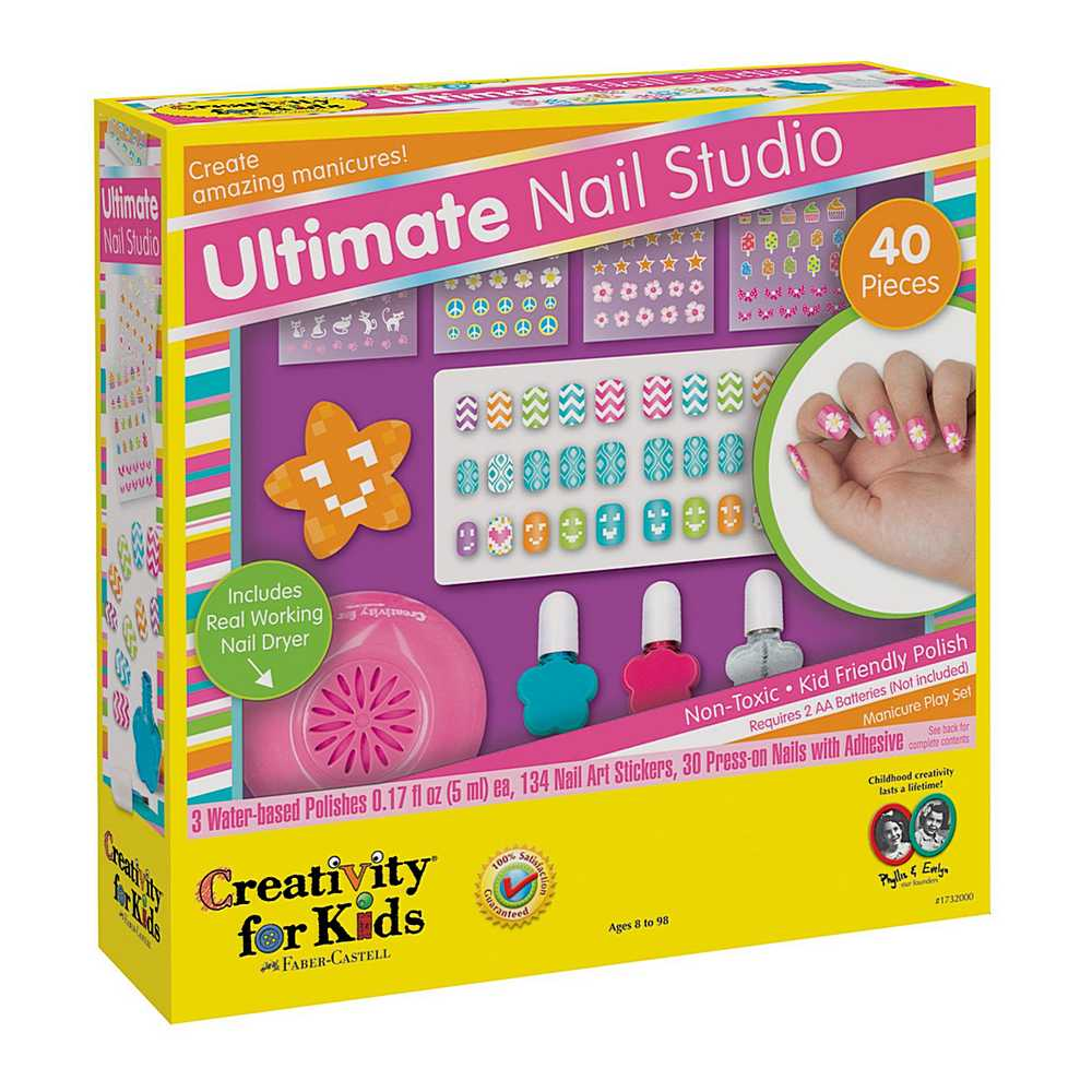 1732000 / 1 MULTI / ULTIMATE NAIL STUDIO