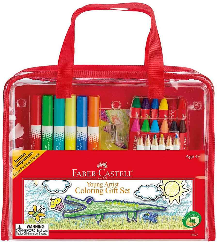 14527 / 1 MULTI / YOUNG ARTIST COLORING GIFT SET