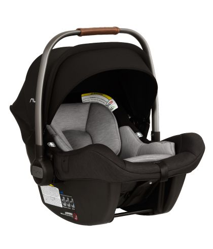 CF08500 / CAVIAR / NUNA PIPA LITE CAR SEAT + BASE