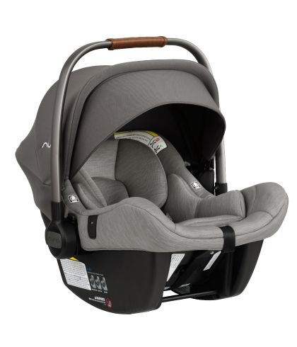 CF08500 / GRANITE / NUNA PIPA LITE CAR SEAT + BASE