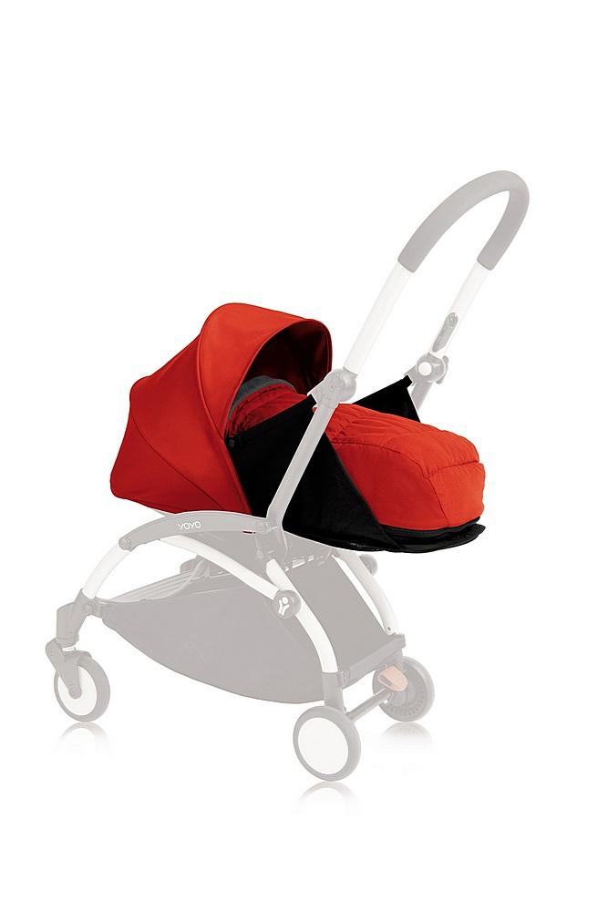 US10107-04 / RED / YOYO+ 0+ Newborn Pack Red