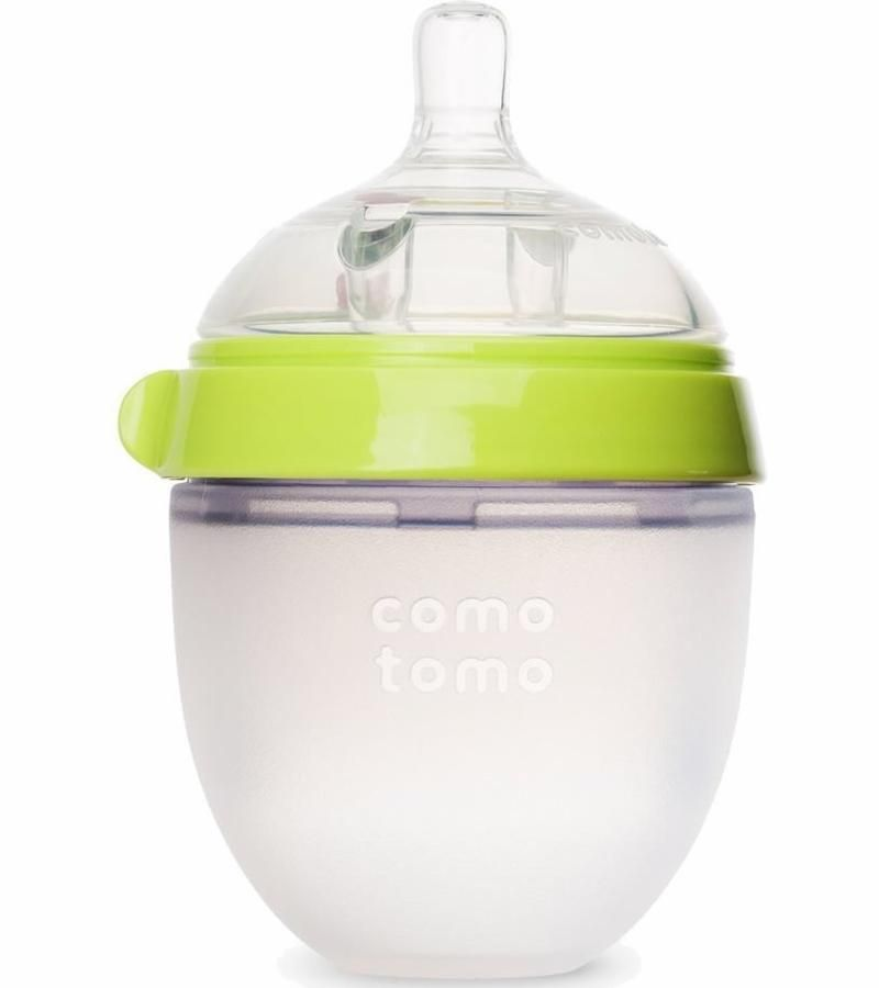EN150G / GREEN / COMOTOMO BABY BOTTLE 5OZ