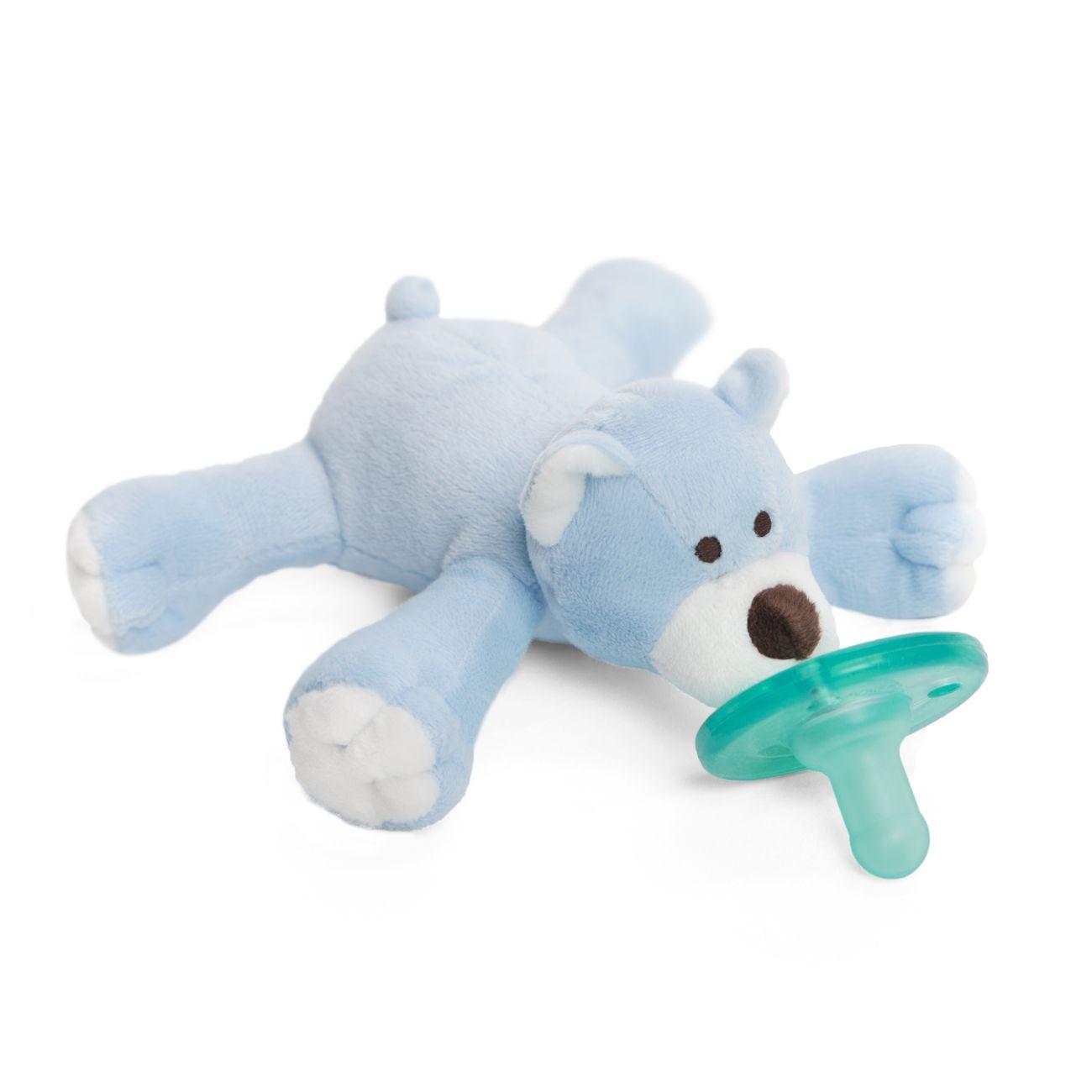 WN-22429 / BLUE / WUBBANUB BLUE BEAR
