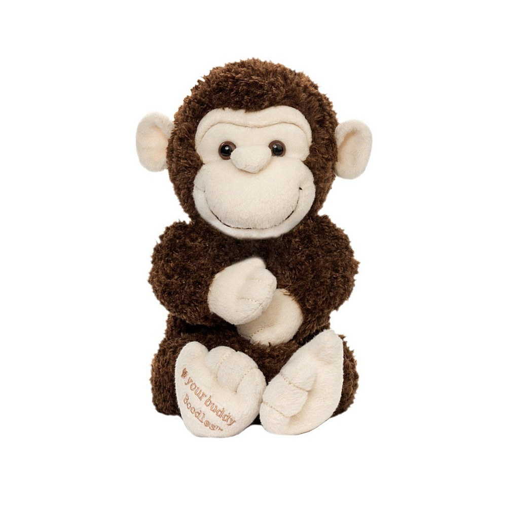 00001 / MONKEY / NOODLE & BOO YOUR BUDDY BOODLES PLUSH