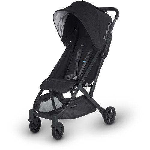 0818-MIN-US / BLACK/CARBON / Minu Strollers