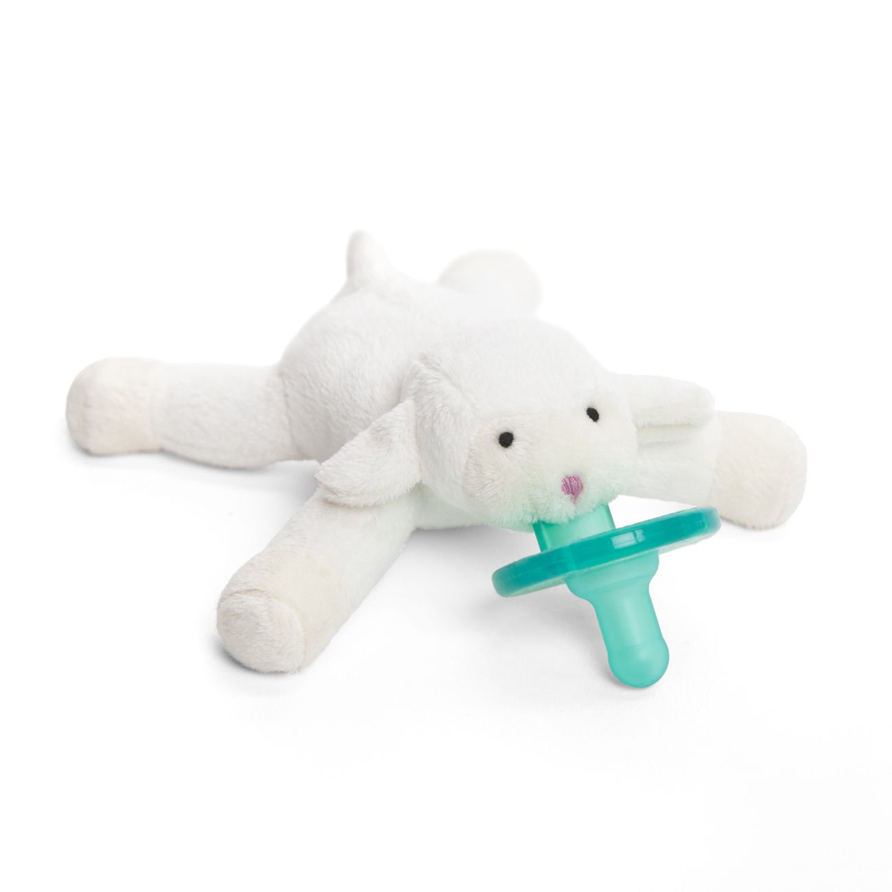 WN-22351 / WHITE / WUBBANUB LITTLE LAMB