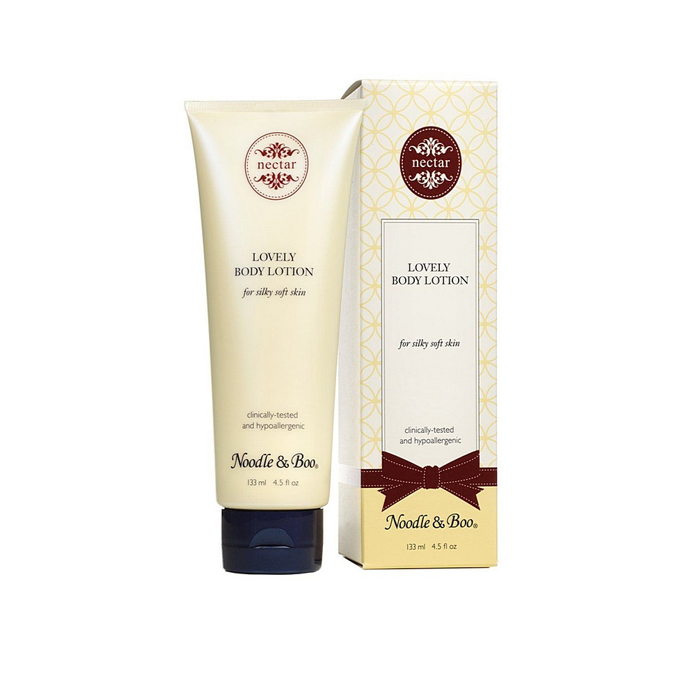 00098 / 4.5OZ / NOODLE & BOO LOVELY BODY LOTION