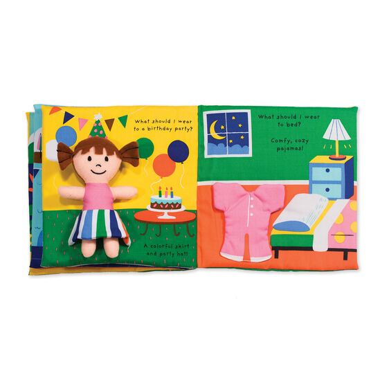 9204 / MULTI / MELISSA & DOUG: WHAT SHOULD I WEAR?