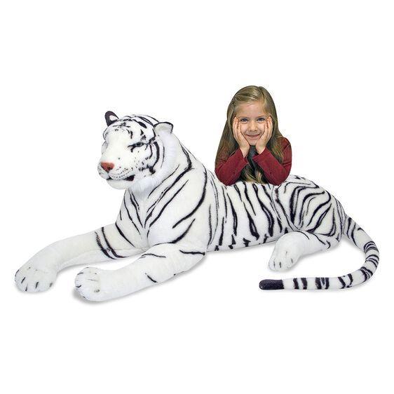 3979 / WHITE / MELISSA & DOUG: TIGER