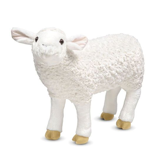 8265 / WHITE / MELISSA & DOUG: SHEEP