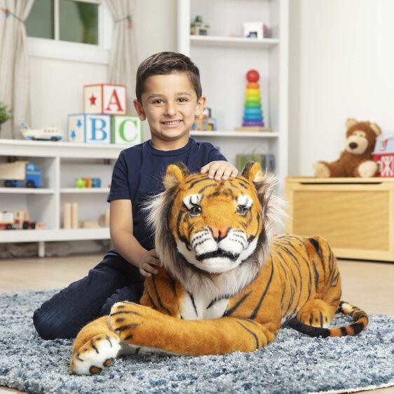 2103 / ORANGE / MELISSA & DOUG: TIGER