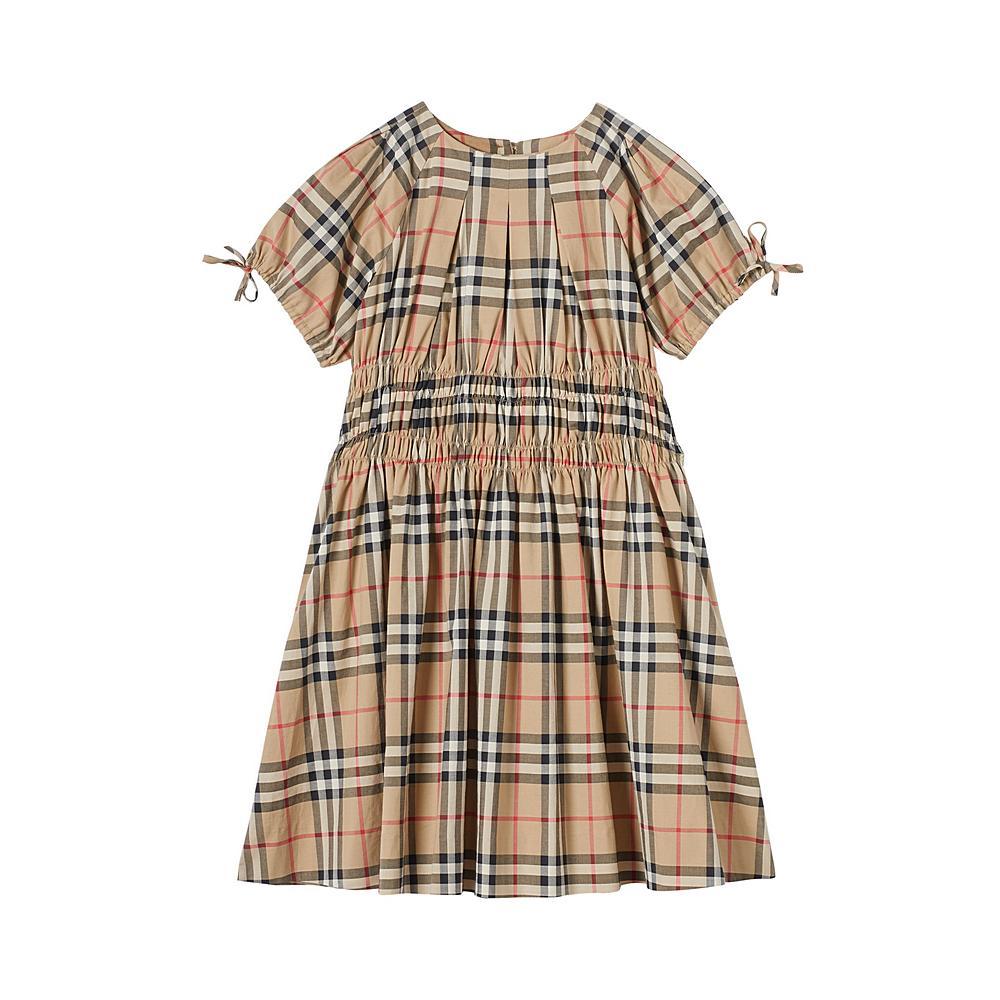8022431 BEIGE DRESSES BURBERRY