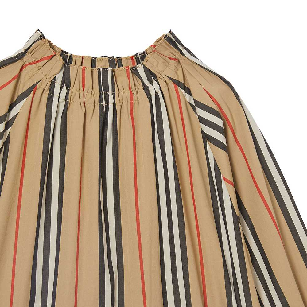 8016234 / BEIGE / Melodie Stripe Dress
