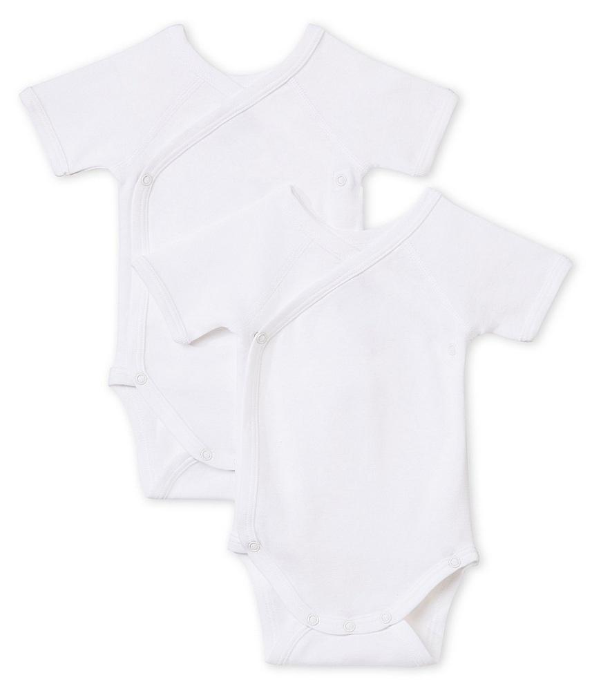50631 / WHITE / Short Sleeve 2 Pack Crossbody