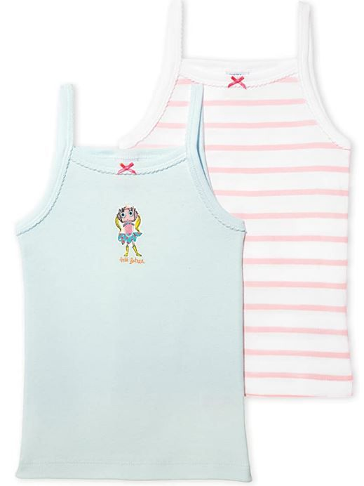 23843 / MULTI / Tank Tops 2 Pack
