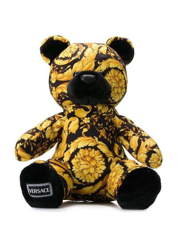 YN000001 BLACK TOY YOUNG VERSACE