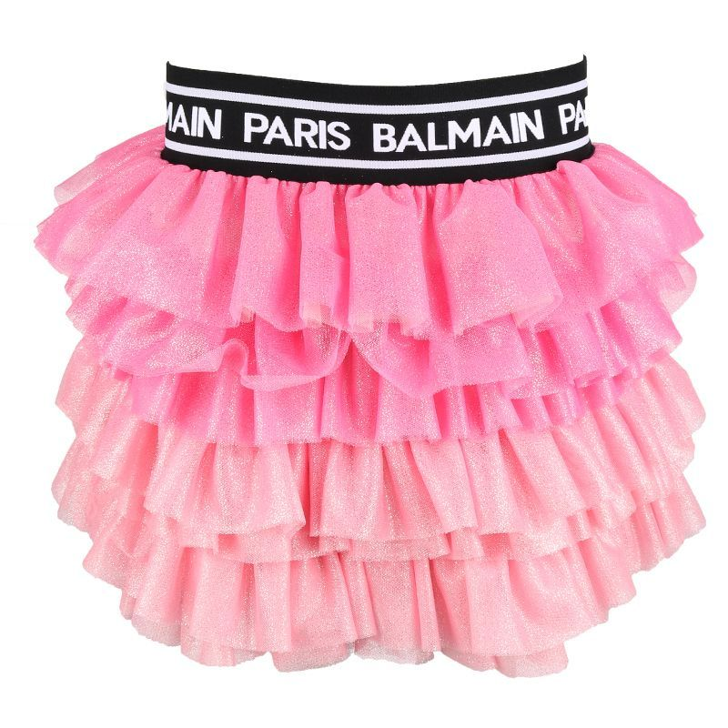6M7040.510 / PINK / Tutu Ombre Skirt