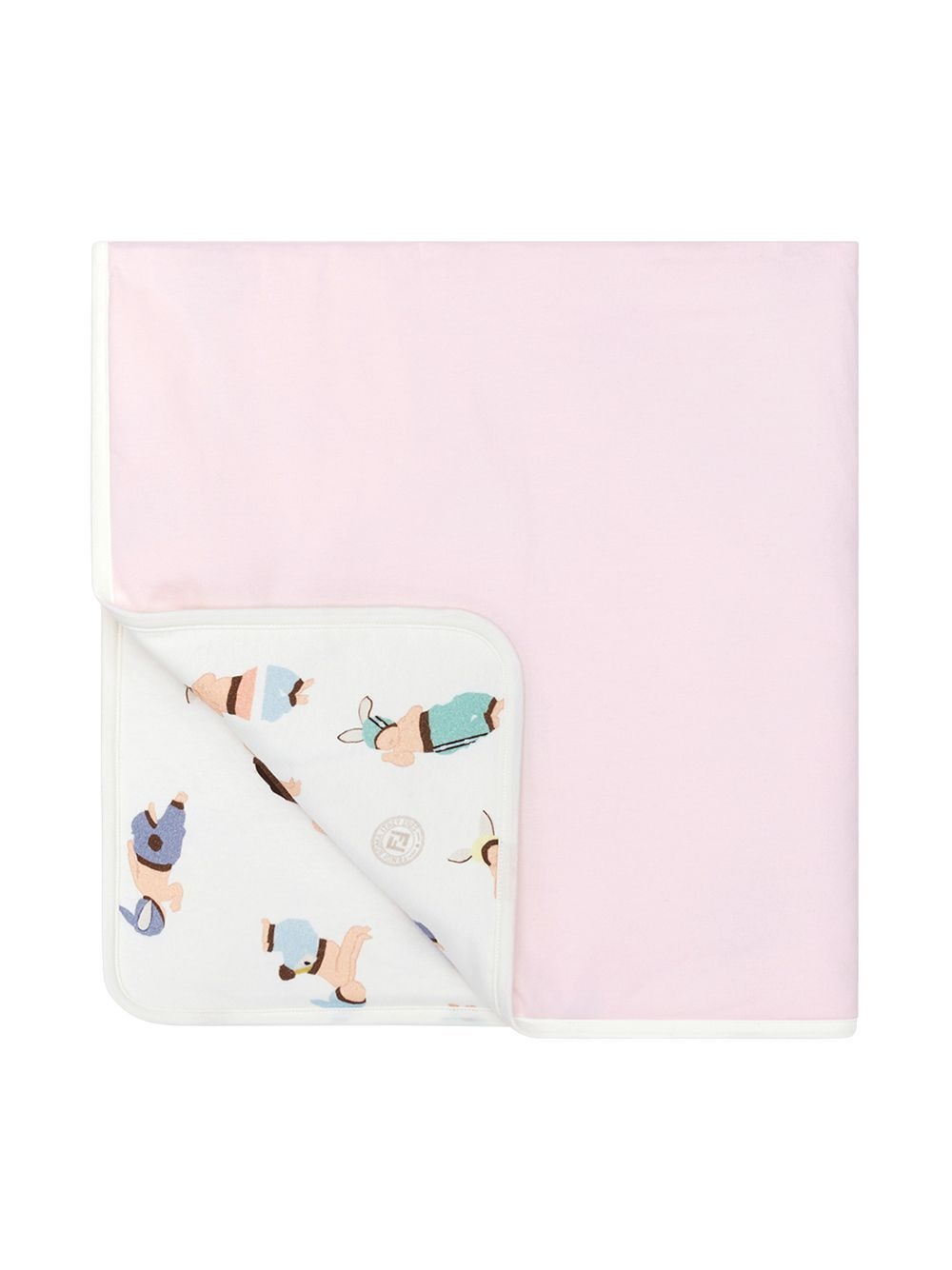 BUJ112. / F10C11 PINK / MY FIRST FENDI BLANKET