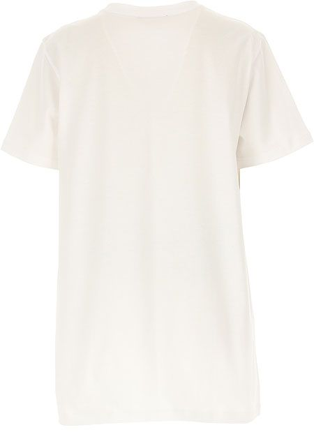6L8521 / WHITE / Logo T-Shirt