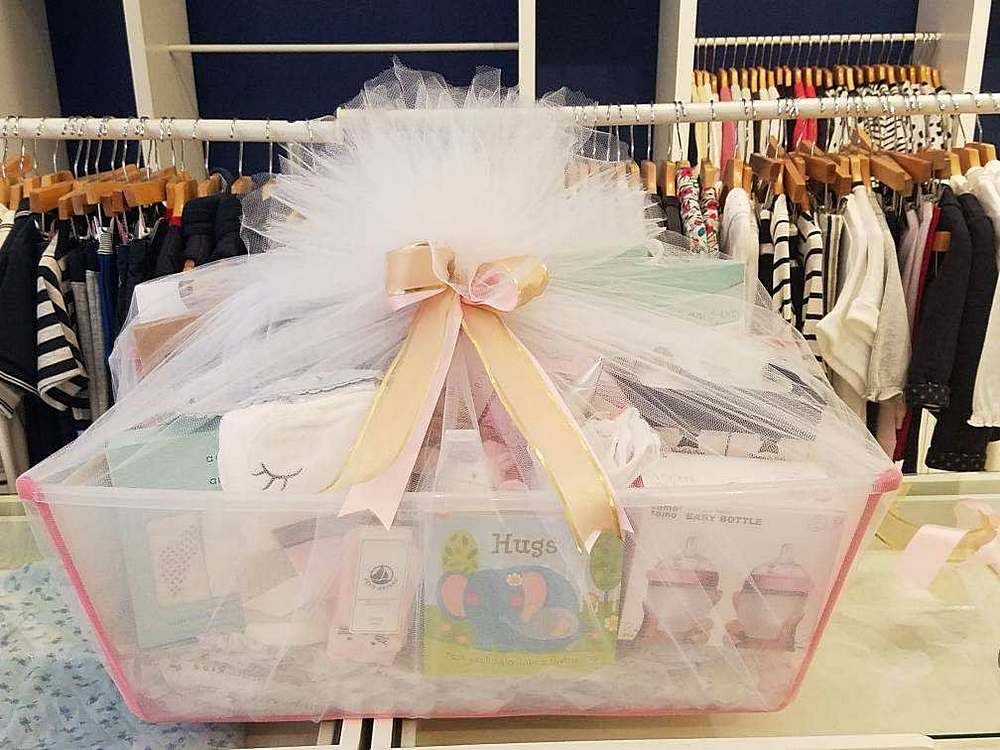 GB2 / MULTI / Exclusive Couture Kids Gift Basket
