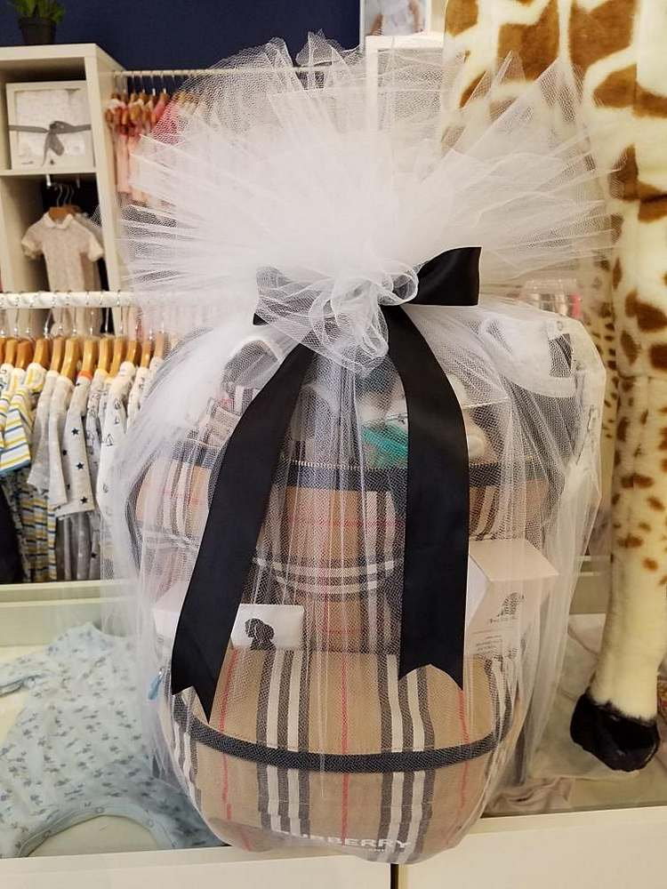 GB7 / MULTI / Exclusive Couture Kids Gift Basket